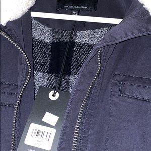 (NWT) Lucky Brand Utility Jacket (NEW!)